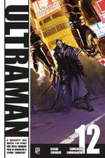 capa de Ultraman #12