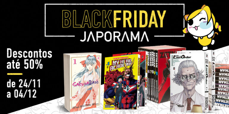 black friday japorama