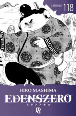 capa de Edens Zero Capítulo #118
