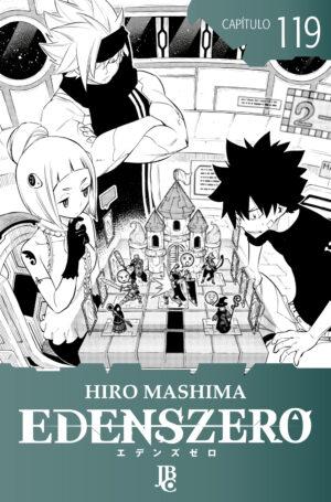capa de Edens Zero Capítulo #119