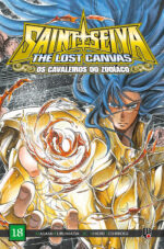 capa de CDZ - The Lost Canvas ESPECIAL