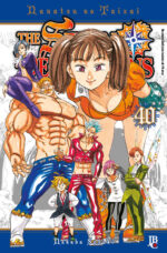 capa de The Seven Deadly Sins #40