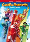 Combo Rangers Graphic Novel 01