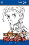 The Seven Deadly Sins Capítulo 294
