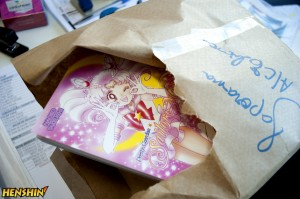 Sailor Moon 6 chegou