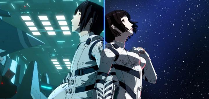 Imagens do anime exibido no NetFlix