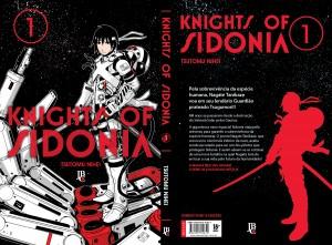 Knights of Sidonia 01 Capa_g