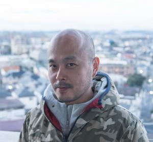 Tsutomu NiheiCCXP 2016png