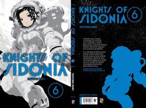 Knights of Sidonia 06 Capa_g