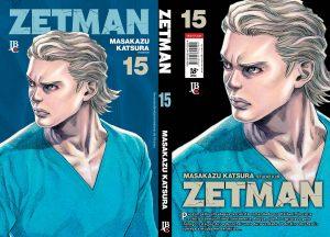 zetman 15 capa