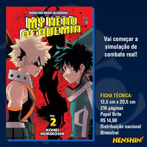 my hero academia 02 capa