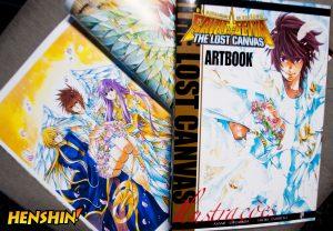 artbook lost canvas