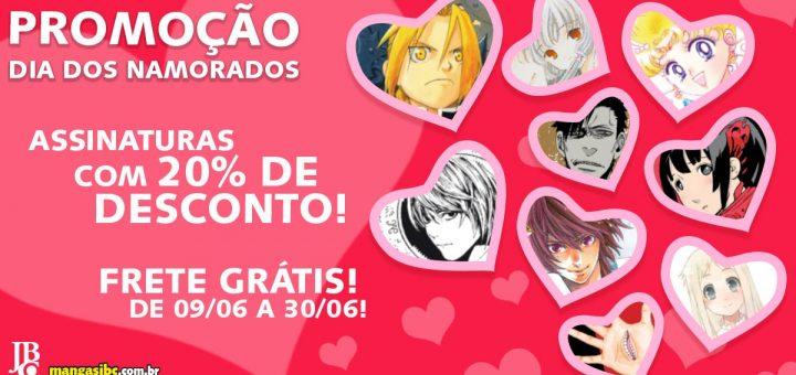 Promoção do Dia dos Namorados!