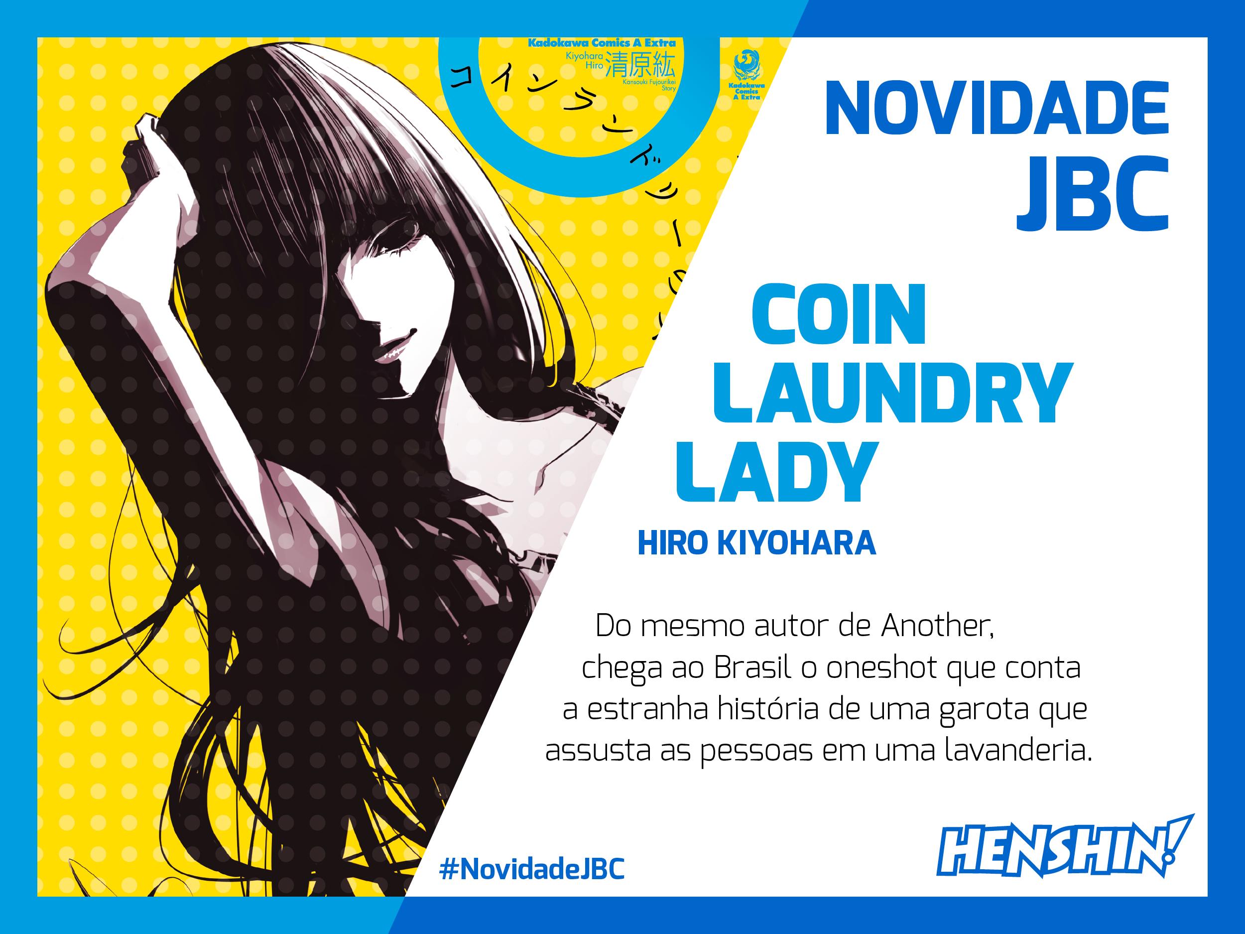 Resultado de imagem para coin laundry lady manga