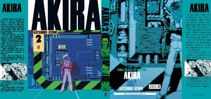 Akira #2 – Capa completa!