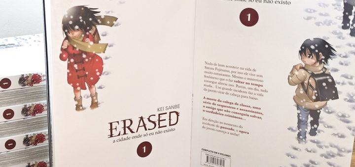 Erased #01 pronto