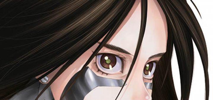 Alita - Last Order #1: Capa completa!