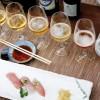 O tradicional sushi combina bem com a versátil Damm Inedit