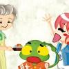 Dicas Ilustradas: Hiyashi Chuka