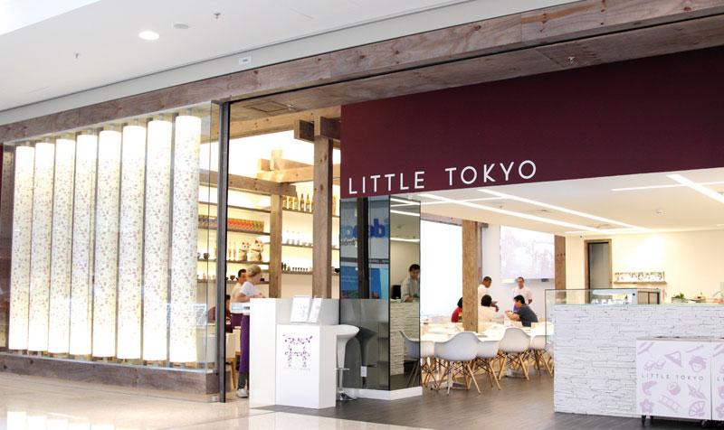 Little Tokyo - Fachada