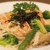 Receita: Udon à primavera com frutos do mar