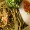 Chasoba  é uma opção refrescante do menu de verão do Aizomê