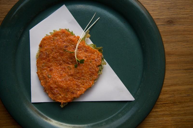canape tuna spicy aya
