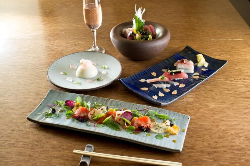 menu hanami aizome