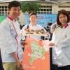 Jovens coreanos viajam pelo mundo para divulgar o kimchi