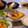 Teishoku é um tipo de combinado, equivalente ao prato feito, no Kidoairaku