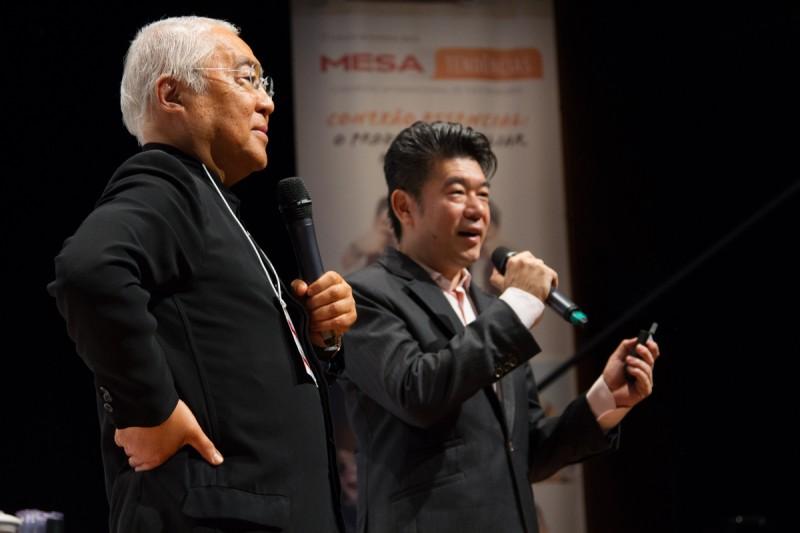 Yukio Hattori e Tsuyoshi Murakami