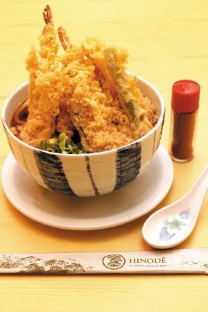 tempura udon_hinode