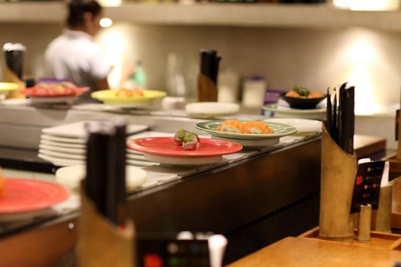 kaitenzushi Nagarê Sushi