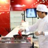 O chef Yong Lim ensinou como preparar bulgogi e bibimbap