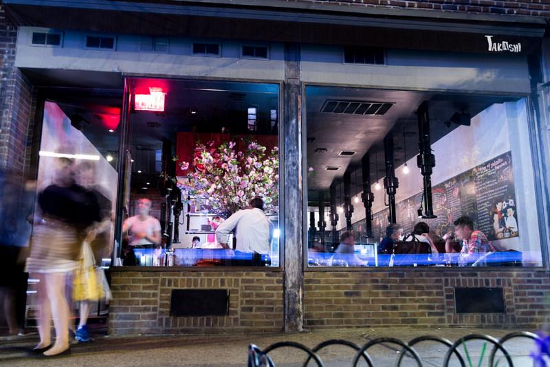 Restaurante Takashi - Fotos: Rafael Salvador