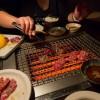 Grelha do restaurante Takashi
