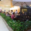 A Loja do Chá tem um espaço para degustação de chás dentro do Shopping Iguatemi (em São Paulo)