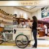 Chá com gelato da mestre-sorveteira Marcia Garbin