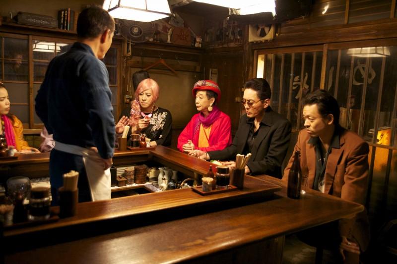 Cena de Shin-ya Shokudo, a minissérie para TV  Foto TBS