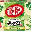 Sabor de wasabi
