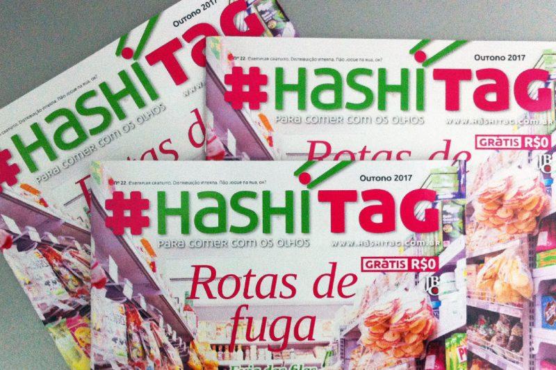 Edição #22 da Revista Hashitag