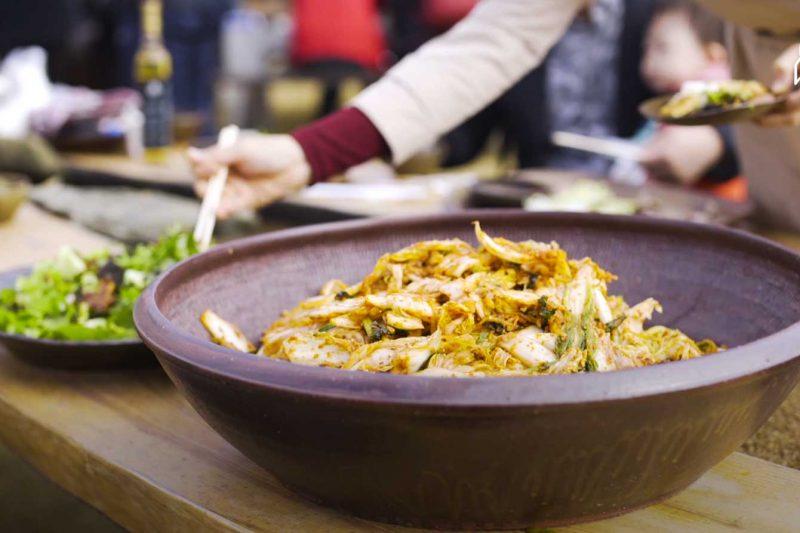 Vídeo: Kimchi, uma história de amor e paciência