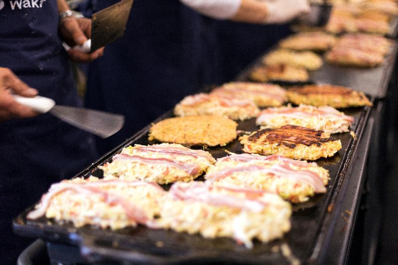 okonomiyaki Wakayama Kenjinkai