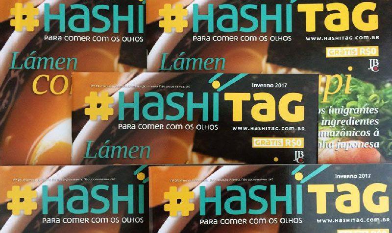 Edição #23 da Revista Hashitag