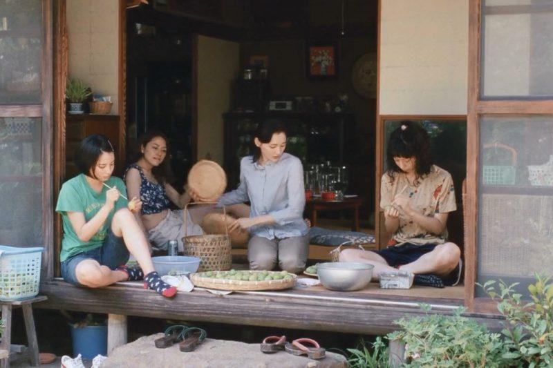 A culinária do filme 'Nossa Irmã Mais Nova'