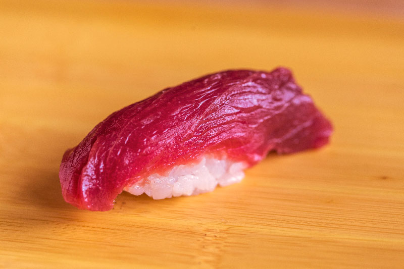 sushi atum bluefin akami
