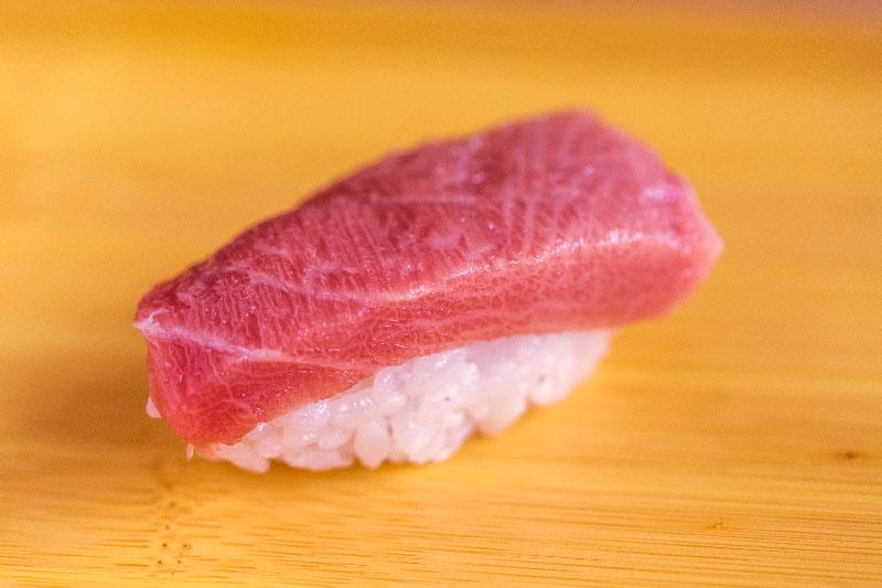 sushi atum bluefin chutoro