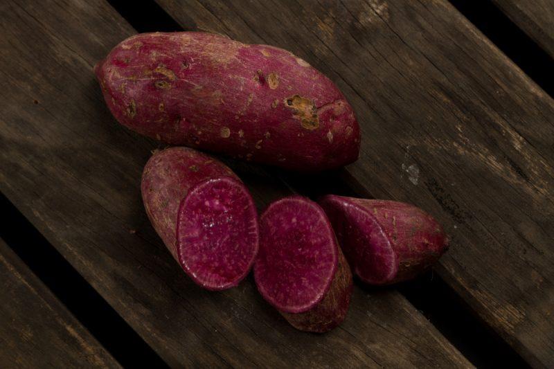 Batata-doce roxa