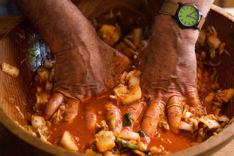 Fermentação em cooked