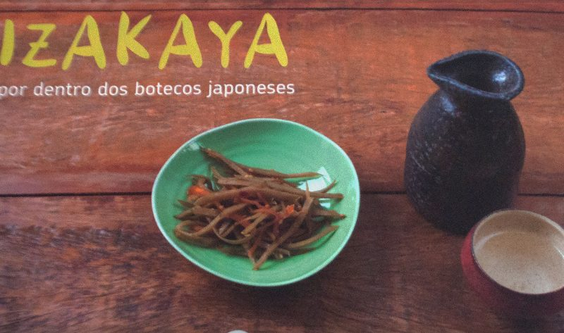Livro: Izakaya, por dentro dos botecos japoneses